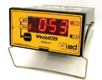 Unitate display pentru anemometru WM 44-P